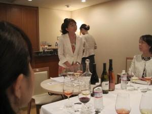 ワイン会 青山