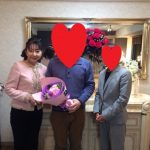 エリートの成婚写真