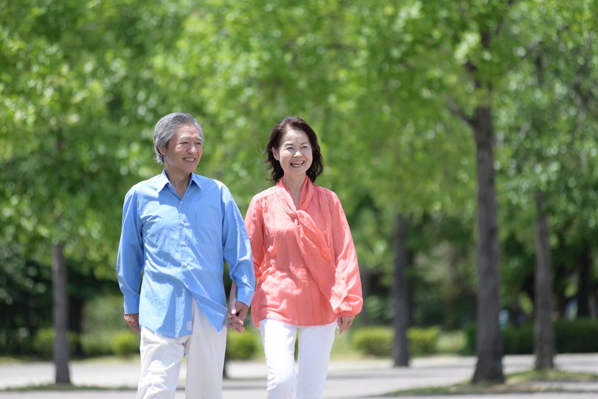 夫婦 50代 シニア