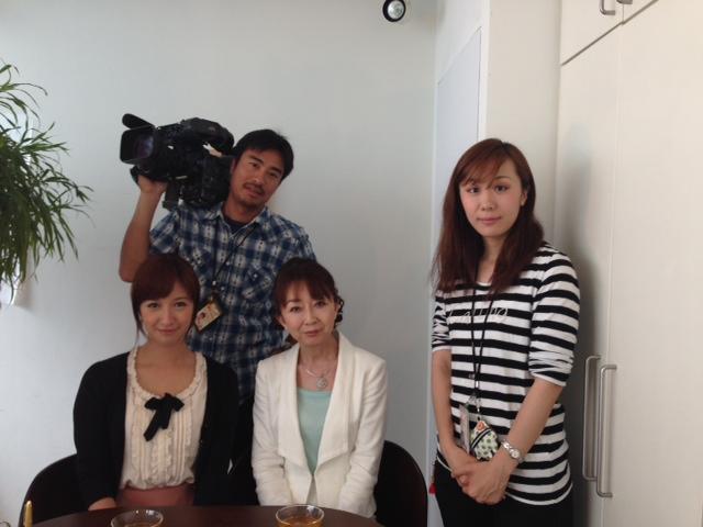 6/7 朝日テレビ「ポータル」から取材を受けその模様が放送されました。                                                                                             【30代・40代の上質な結婚は東京の結婚相談所インフィニ 青山結婚予備校へ】