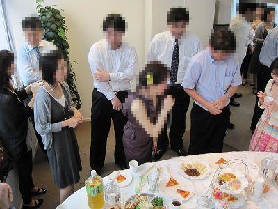 カップル誕生! 港区青山婚活パーティー開催