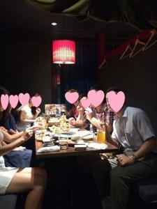東京で婚活パーティー