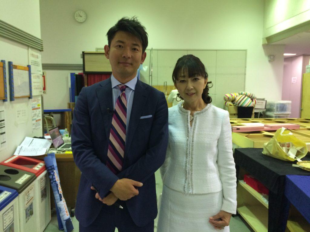 谷岡アナウンサー