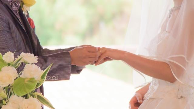 結婚相談所での結婚式