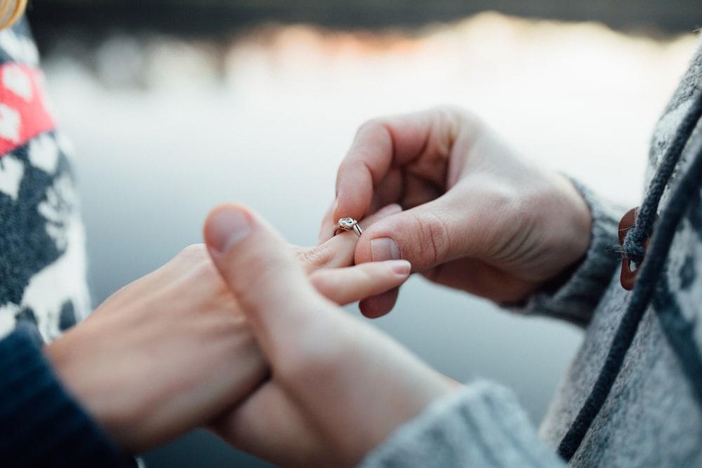 婚約指輪,選び方